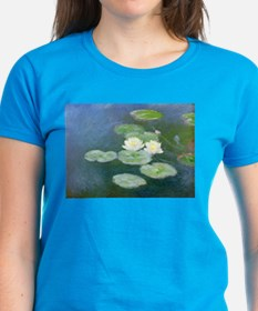 Claude Monet Water Lilies Tee