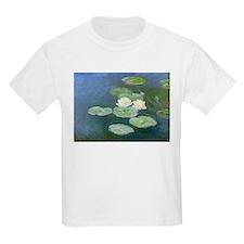 Claude Monet Water Lilies T-Shirt