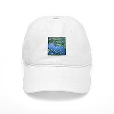 Claude Monet Water Lilies Baseball Baseball Cap