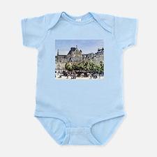 Monet Saint-Germain l'Auxerrois Infant Bodysuit