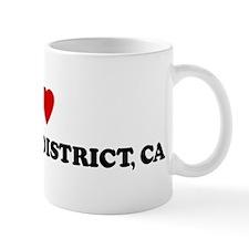 I Love RICHMOND DISTRICT Mug