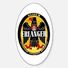 Sweden Beer Label 1 Decal