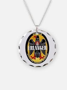 Sweden Beer Label 1 Necklace