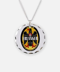 Sweden Beer Label 1 Necklace Circle Charm