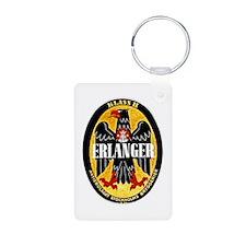 Sweden Beer Label 1 Keychains