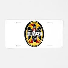 Sweden Beer Label 1 Aluminum License Plate