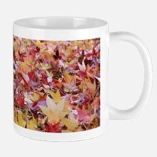 Fire leaves, Mug