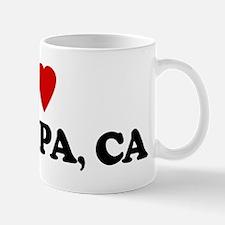 I Love YUCAIPA Mug