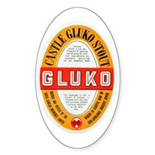 South Africa Beer Label 1 Decal