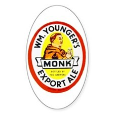 Scotland Beer Label 1 Decal