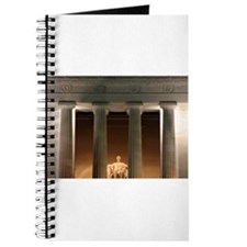 Lincoln memorial at night Journal
