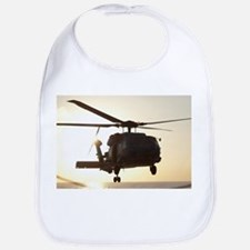 Navy Rescue Helicopter Bib