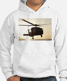 Navy Rescue Helicopter Hoodie