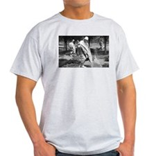 korean war memorial veterans statues T-Shirt