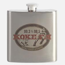 Unique Austin Flask