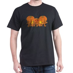 Halloween Pumpkin Herbert T-Shirt