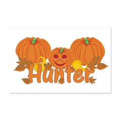 Halloween Pumpkin Hunter Posters