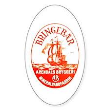 Norway Beer Label 3 Decal