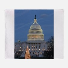 US Capitol Building celebrates Christmas Stadium