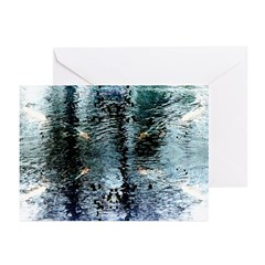 Fish Reflection Greeting Cards (Pk of 10)