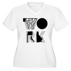 WORK - Basketball T-Shirt