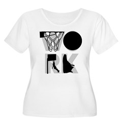 WORK - Basketball T-Shirt