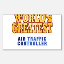 World's Greatest Air Traffic Controller Decal