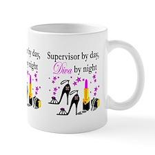 SUPERVISOR Small Mug