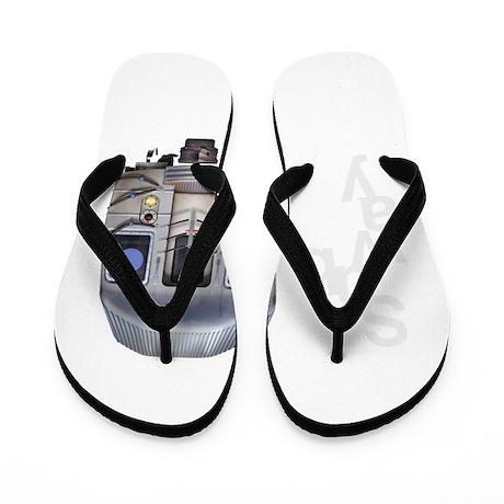 Subway Flip Flops