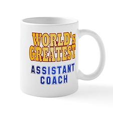World's Greatest Assistant Coach Mug