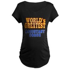World's Greatest Assistant Coach T-Shirt