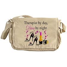 THERAPIST Messenger Bag