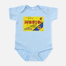 Poland Beer Label 7 Infant Bodysuit