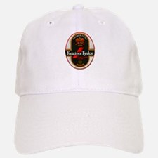 Poland Beer Label 6 Baseball Baseball Cap