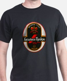 Poland Beer Label 6 T-Shirt