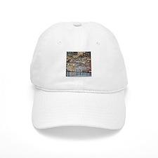 Klimt Malcesine on Lake Garda Baseball Cap