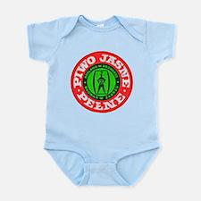 Poland Beer Label 5 Infant Bodysuit