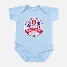 Poland Beer Label 2 Infant Bodysuit