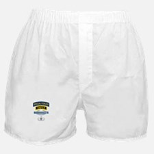 SF Sniper CIB Airborne Senior Boxer Shorts