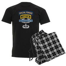 SF Sniper CIB Airborne Senior Pajamas