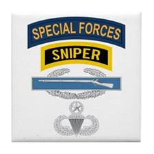 SF Sniper CIB Airborne Master Tile Coaster