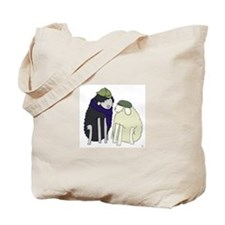 Friendsheep Tote Bag