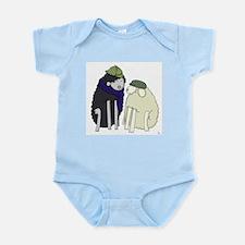 Friendsheep Infant Bodysuit