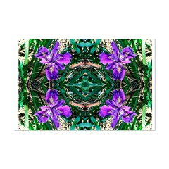 Flower Reflection Posters