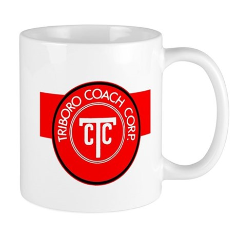 Triboro Coach Mug