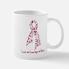 Love Hope Hemochromatosis Mug