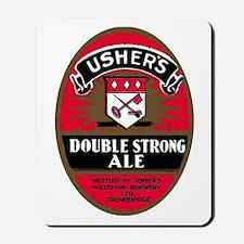 United Kingdom Beer Label 11 Mousepad