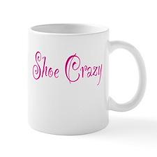 Shoe Crazy Small Mug