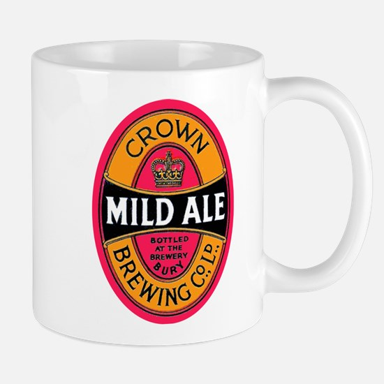 United Kingdom Beer Label 3 Mug