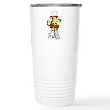 Monkey Chef Travel Mug